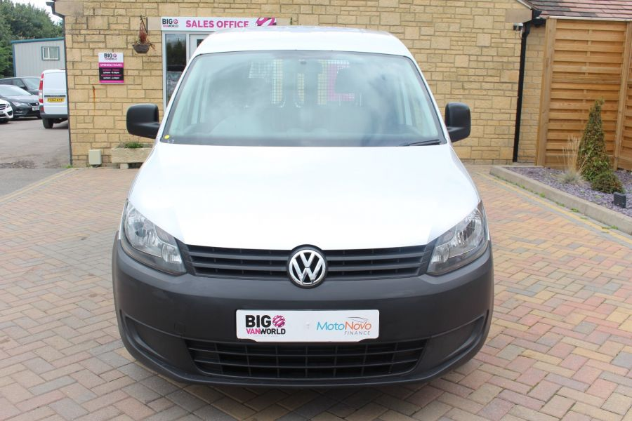 VOLKSWAGEN CADDY C20 TDI 75 - 6649 - 9