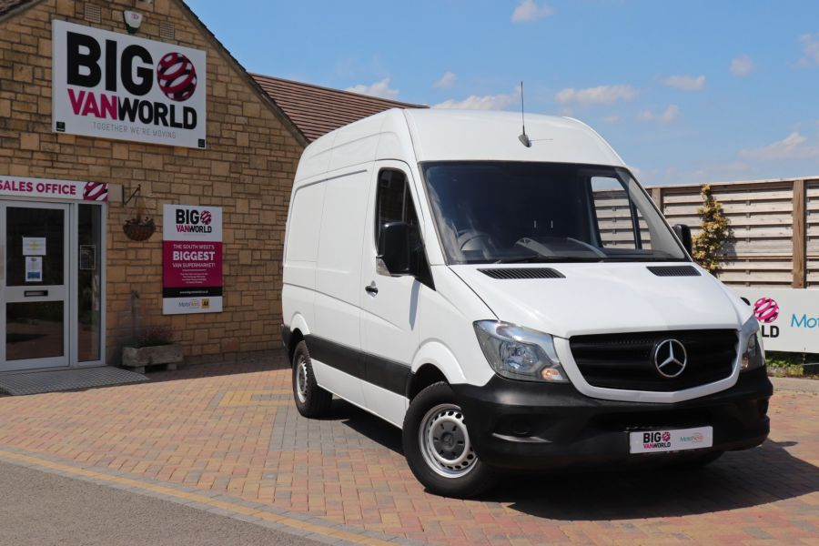 MERCEDES SPRINTER 313 CDI 129 SWB HIGH ROOF - 10755 - 1