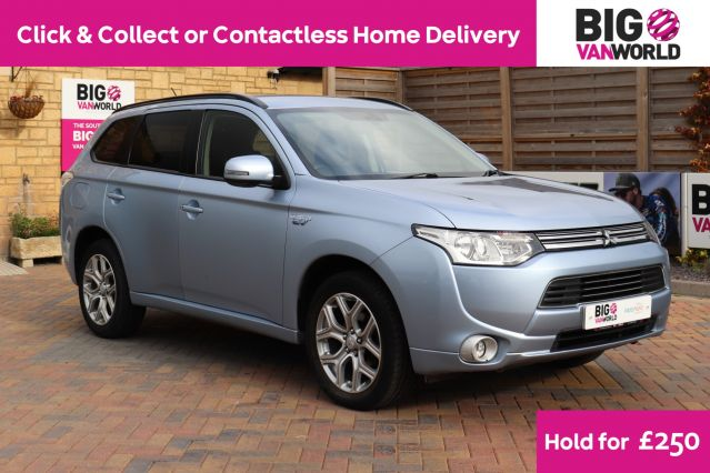 Used MITSUBISHI OUTLANDER in Used Cars Swindon for sale