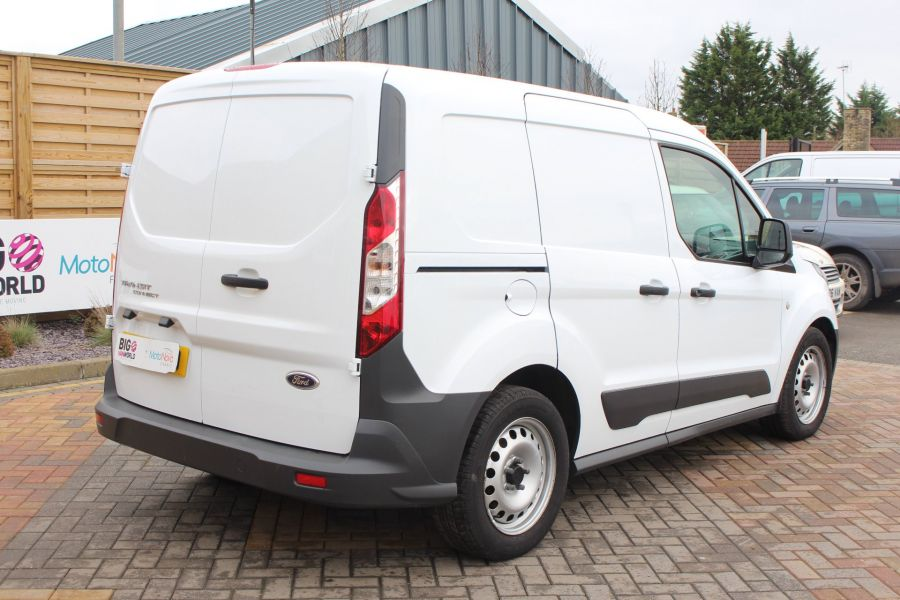 FORD TRANSIT CONNECT 220 TDCI 75 L1 H1 DOUBLE CAB 5 SEAT CREW VAN - 7182 - 5