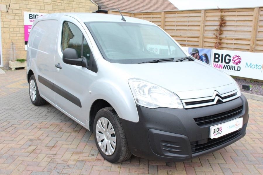 CITROEN BERLINGO 625 BLUEHDI 75 L1 H1 ENTERPRISE SWB LOW ROOF - 8535 - 1