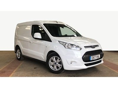 FORD TRANSIT CONNECT 200 TDCI 120 L1H1 LIMITED SWB LOW ROOF - 11208 - 1