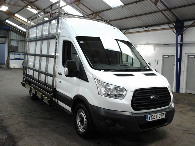 FORD TRANSIT 350 TDCI 125 L3 H3 LWB HIGH ROOF FWD - 6987 - 1