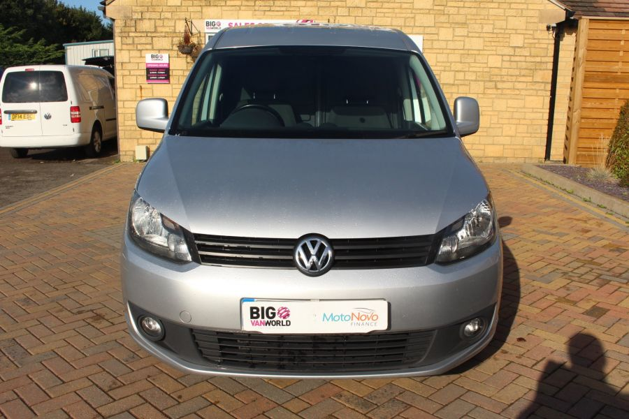 VOLKSWAGEN CADDY MAXI C20 TDI 102 HIGHLINE DSG - 6738 - 9
