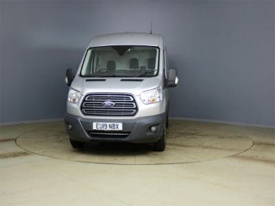 FORD TRANSIT 310 TDCI 130 L2 H2 TREND MWB MEDIUM ROOF FWD - 10225 - 6
