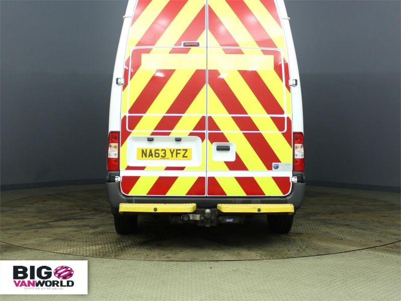 FORD TRANSIT 350 TDCI 100 LWB HIGH ROOF 7 SEAT MESSING UNIT - 7251 - 3