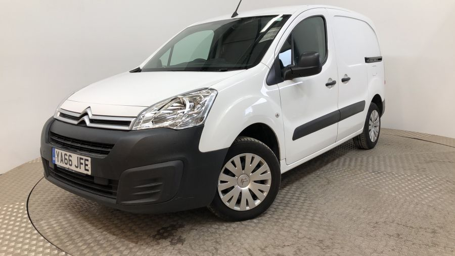CITROEN BERLINGO 850 BLUEHDI 100 L1H1 ENTERPRISE SWB LOW ROOF - 11258 - 1