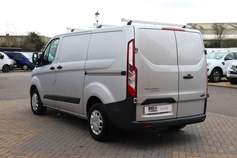 FORD TRANSIT CUSTOM 290 TDCI 130 L1H1 TREND SWB LOW ROOF FWD - 10465 - 7