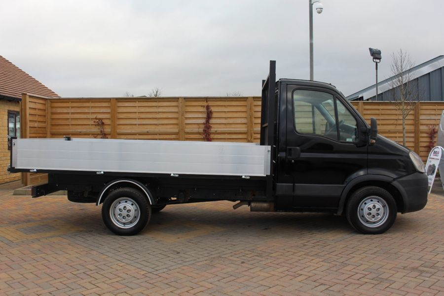 IVECO DAILY 35S13 SINGLE CAB ALLOY TIPPER - 5432 - 12