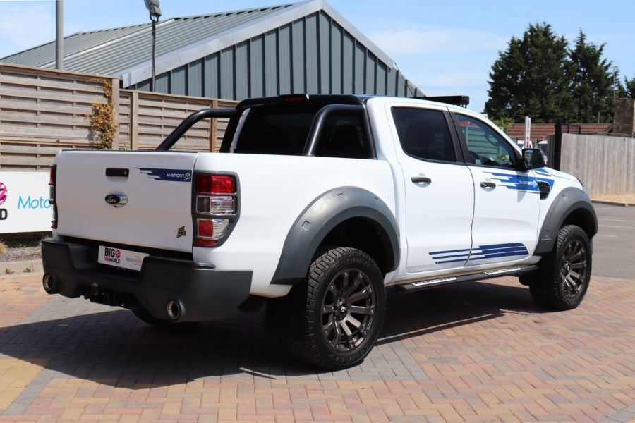 FORD RANGER TDCI 200 M SPORT 4X4 DOUBLE CAB  - 10739 - 6