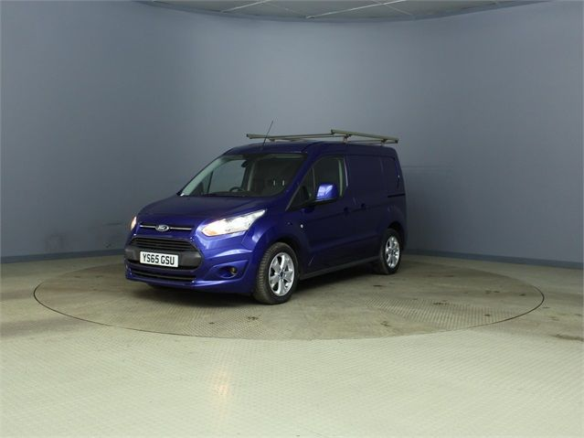 FORD TRANSIT CONNECT 200 TDCI 115 L1 H1 LIMITED SWB LOW ROOF - 7448 - 5