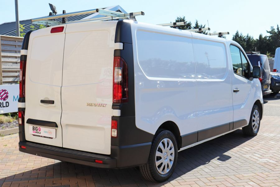 RENAULT TRAFIC LL29 DCI 115 BUSINESS LWB LOW ROOF - 9391 - 5