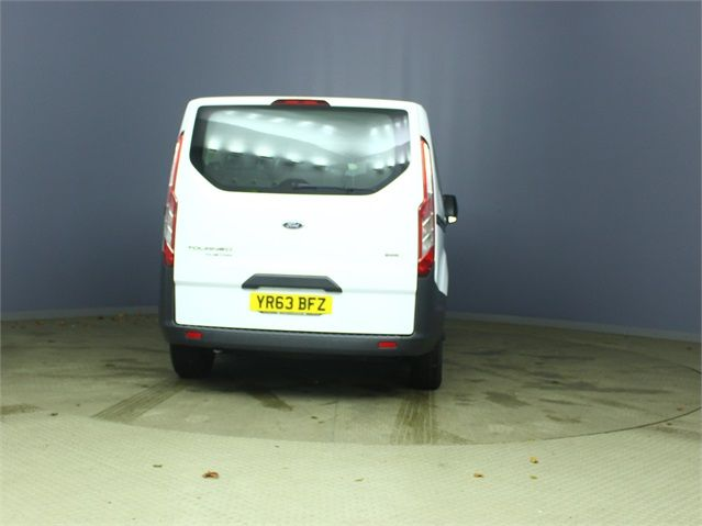 FORD TOURNEO CUSTOM 300 TDCI 100 L1 H1 8 SEAT MINIBUS SWB LOW ROOF FWD - 6983 - 3