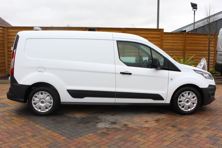 FORD TRANSIT CONNECT 240 TDCI 95 L2 H1 LWB LOW ROOF - 7393 - 4