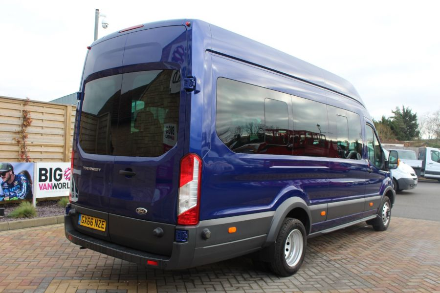 FORD TRANSIT 460 TDCI 125 TREND L4 HIGH ROOF 17 SEAT BUS - 8546 - 5