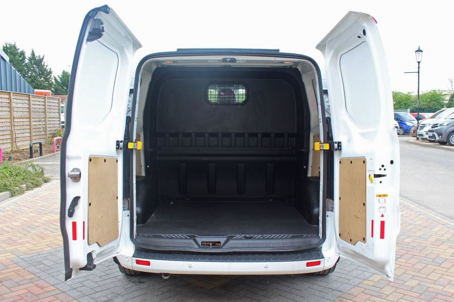 FORD TRANSIT CUSTOM 310 TDCI 170 L1 H1 LIMITED DOUBLE CAB 5 SEAT CREW VAN SWB LOW ROOF - 9234 - 25