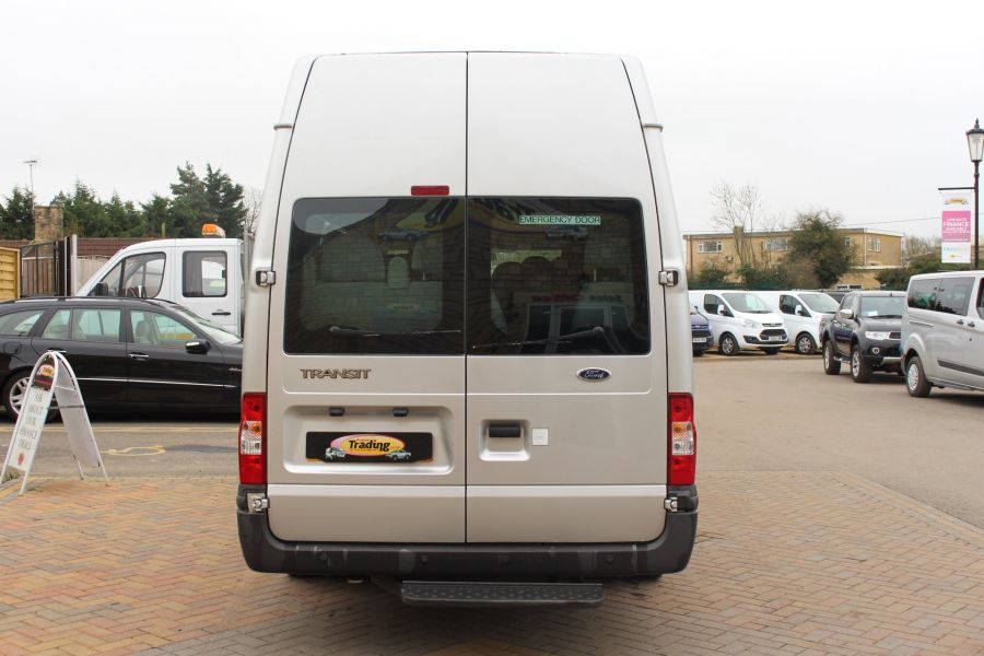 FORD TRANSIT 430 TDCI 135 HIGH ROOF 17 SEAT BUS - 5825 - 4