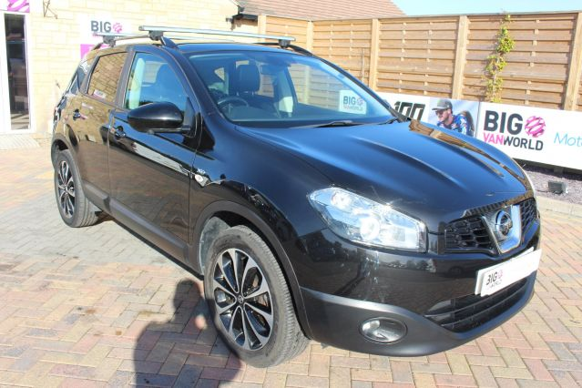 Used NISSAN QASHQAI in Used Cars Swindon for sale