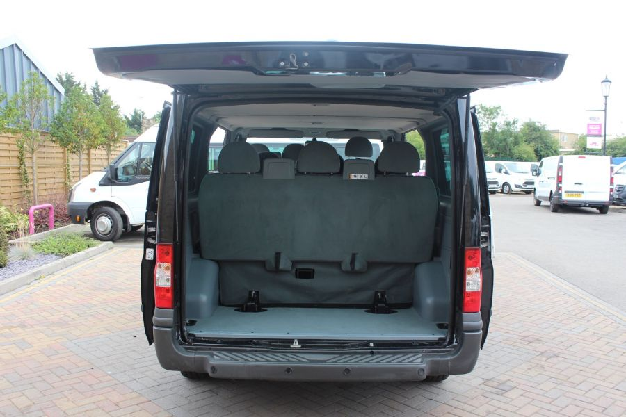 FORD TRANSIT 280 TDCI 125 TOURNEO TREND 9 SEAT MINIBUS SWB LOW ROOF - 6417 - 21