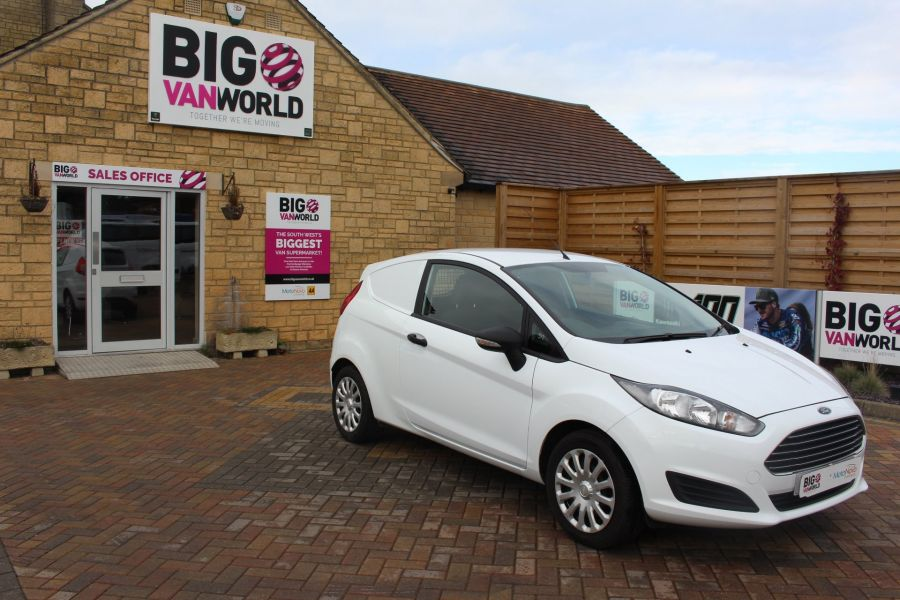 FORD FIESTA BASE 1.5 TDCI 74 - 7301 - 2