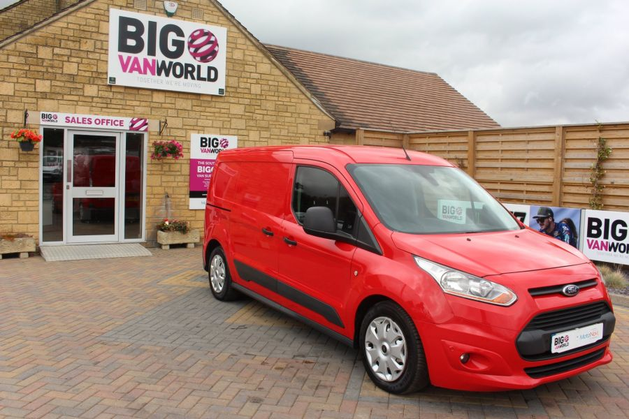 FORD TRANSIT CONNECT 210 TDCI 95 L2 H1 TREND LWB LOW ROOF - 8060 - 3