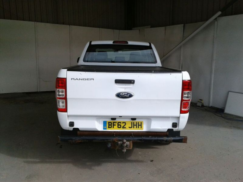 FORD RANGER TDCI 150 XL 4X4 DOUBLE CAB WITH ROLL'N'LOCK TOP - 9264 - 4