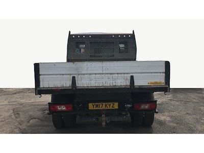 FORD TRANSIT 350 TDCI 130 L2 MWB SINGLE CAB 'ONE STOP' ALLOY TIPPER DRW RWD - 11162 - 4