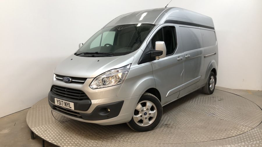 FORD TRANSIT CUSTOM 290 TDCI 130 L2H2 LIMITED LWB HIGH ROOF FWD - 11482 - 1