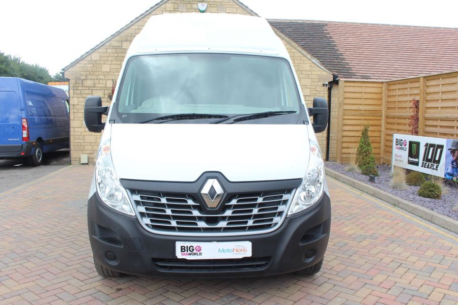 RENAULT MASTER LH35 DCI 125 BUSINESS LWB HIGH ROOF NEW SHAPE - 5678 - 9