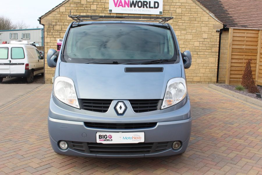 RENAULT TRAFIC SL27 DCI 115 SPORT SWB LOW ROOF - 7442 - 9