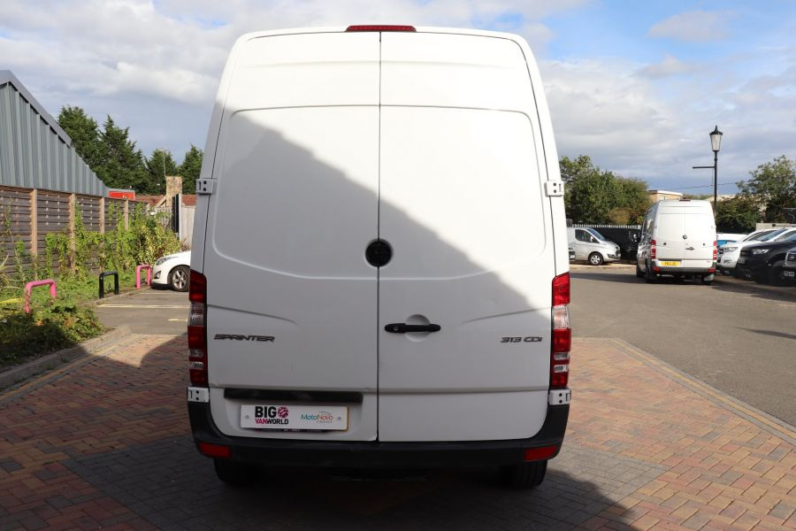 MERCEDES SPRINTER 313 CDI 129 SWB HIGH ROOF - 10968 - 7