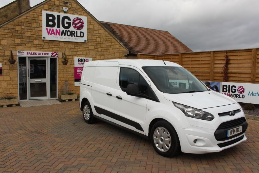 FORD TRANSIT CONNECT 240 TDCI 115 L2 H1 TREND LWB LOW ROOF - 6703 - 2