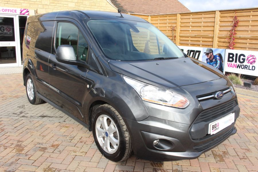 FORD TRANSIT CONNECT 200 TDCI 115 LIMITED L1 H1 SWB LOW ROOF - 7240 - 3