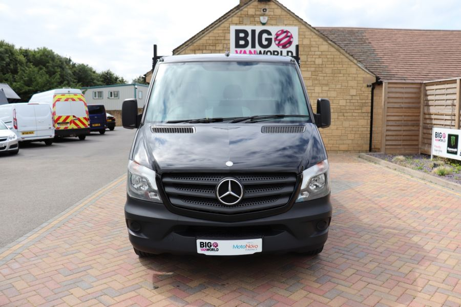 MERCEDES SPRINTER 313 CDI 129 MWD SINGLE CAB NEW BUILD ALLOY CAGED TIPPER - 10235 - 10