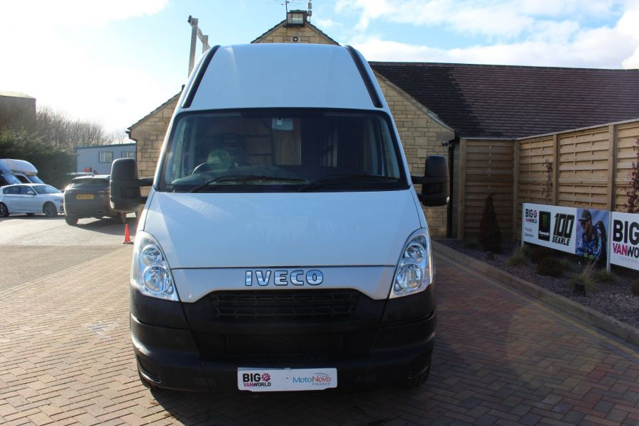 IVECO DAILY 35S13 3950 WB LWB EXTRA HIGH ROOF - 7383 - 8