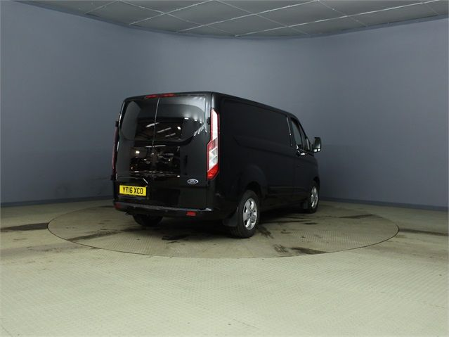 FORD TRANSIT CUSTOM 270 TDCI 125 L1 H1 LIMITED SWB LOW ROOF FWD - 7611 - 2