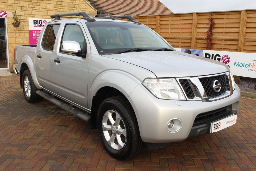 NISSAN NAVARA DCI 190 TEKNA CONNECT 4X4 DOUBLE CAB - 6839 - 3