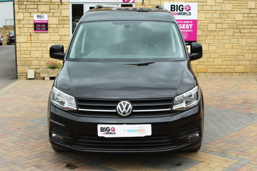 VOLKSWAGEN CADDY C20 TDI 102 BLACK EDITION - 9301 - 10