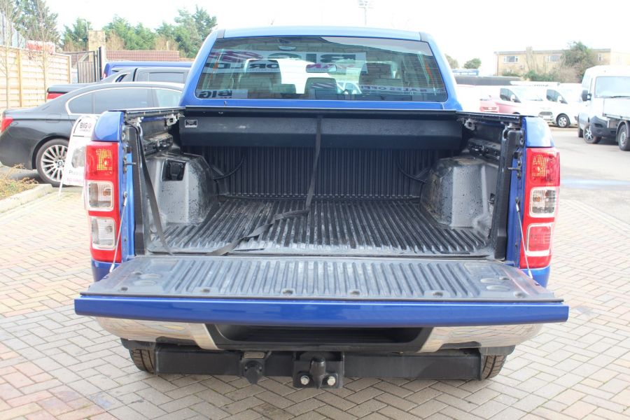 FORD RANGER TDCI 200 LIMITED 4X4 DOUBLE CAB - 6993 - 23