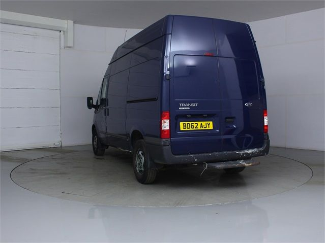 FORD TRANSIT 350 TDCI 125 TREND MWB HIGH ROOF FWD - 7095 - 4