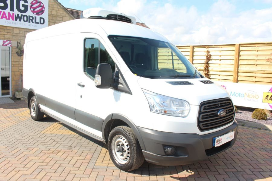 FORD TRANSIT 310 TDCI 125 L3 H2 FRIDGE LWB MEDIUM ROOF FWD - 6626 - 3