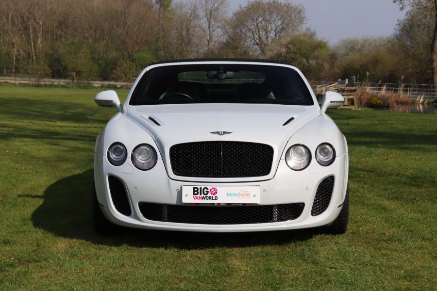 BENTLEY CONTINENTAL GTC SUPERSPORTS - 10504 - 20