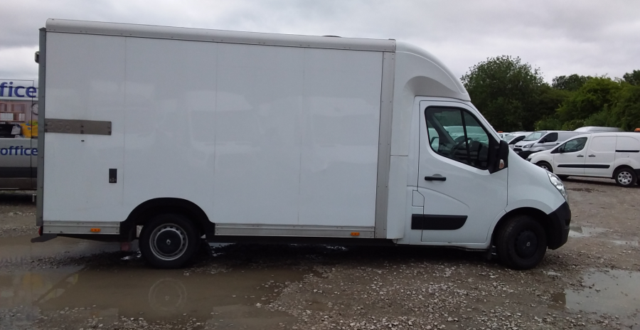 RENAULT MASTER LL35 DCI 130 BUSINESS LOW LOADER LUTON VAN RWD - 10844 - 3