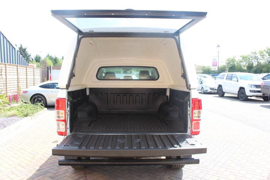 FORD RANGER TDCI 130 XL 4X4 DOUBLE CAB WITH TRUCKMAN TOP - 8119 - 19