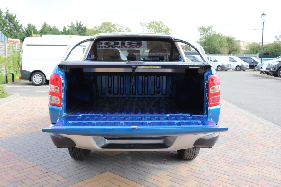 MITSUBISHI L200 DI-D 178 4WD WARRIOR DOUBLE CAB WITH ROLL'N'LOCK TOP - 11123 - 43