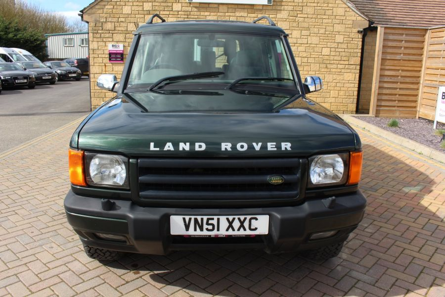 LAND ROVER DISCOVERY TD5 136 GS 7STR - 9105 - 9