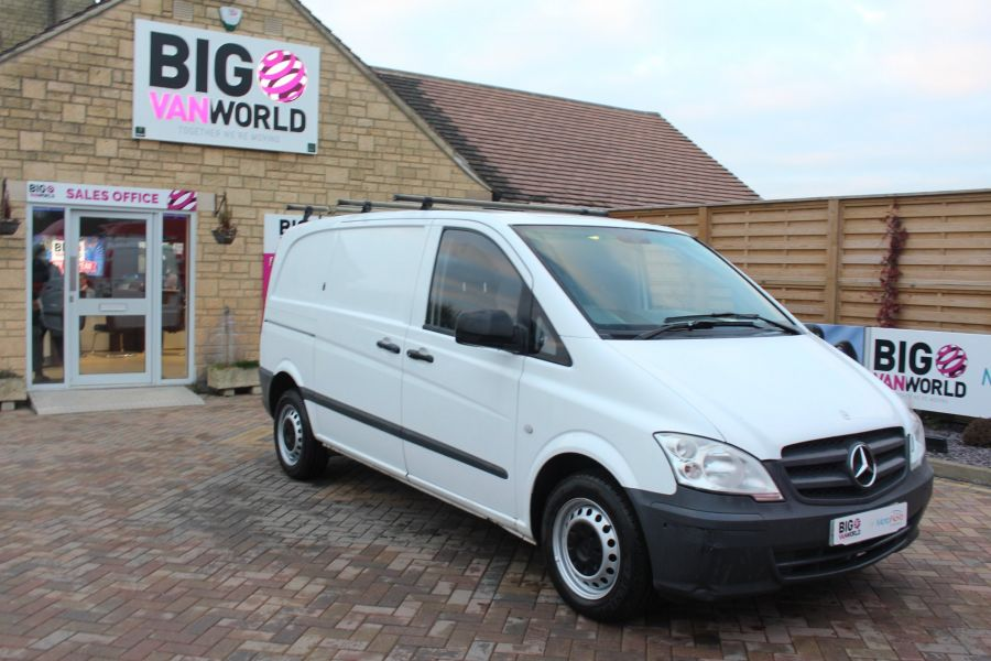 MERCEDES VITO 113 CDI 136 COMPACT SWB LOW ROOF - 7100 - 2