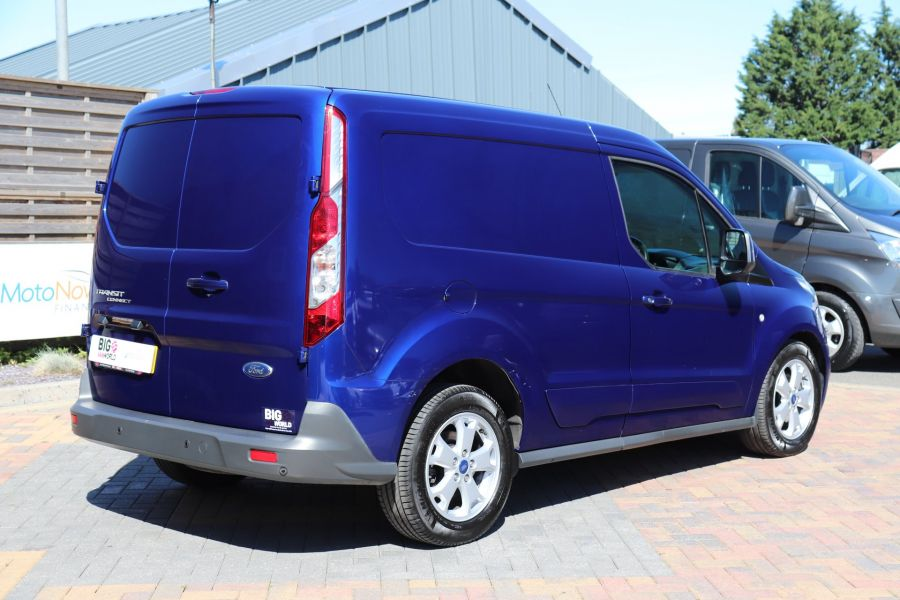FORD TRANSIT CONNECT 200 TDCI 120 L1H1 LIMITED POWERSHIFT SWB LOW ROOF - 10617 - 6