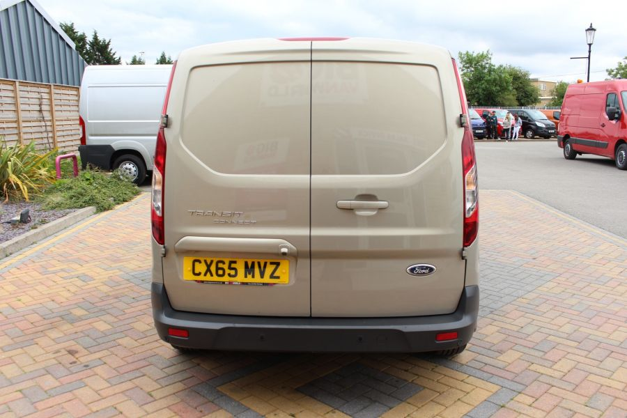 FORD TRANSIT CONNECT 200 TDCI 115 L1 H1 LIMITED SWB LOW ROOF - 9459 - 6