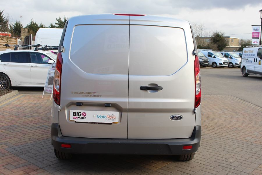 FORD TRANSIT CONNECT 240 TDCI 115 L2 H1 TREND DOUBLE CAB 5 SEAT CREW VAN - 7359 - 6